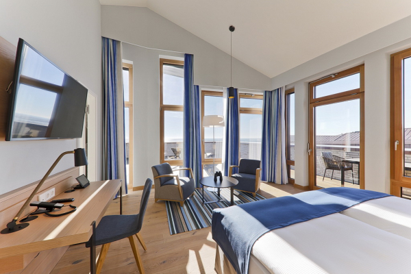 Double Room Deluxe with Sea View