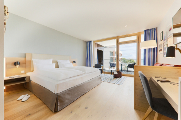 Double Room Comfort with Sea View
